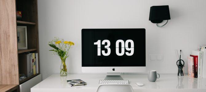 Come adattare la routine quotidiana all'home office